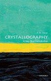 Crystallography: A Very Short Introduction (eBook, ePUB)