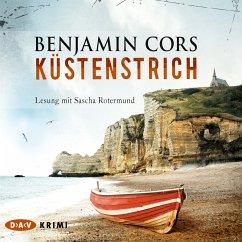 Küstenstrich / Nicolas Guerlain Bd.2 (MP3-Download) - Cors, Benjamin