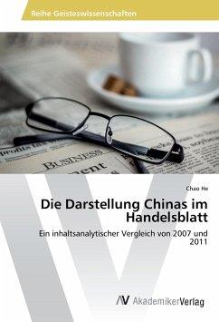 Die Darstellung Chinas im Handelsblatt