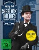Sherlock Holmes - Alle Folgen, alle Filme (14 Discs)