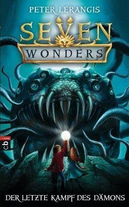 Buch-Reihe Seven Wonders von Peter Lerangis