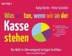 Was wir tun, wenn wir an der Kasse stehen - Berlin, Katja; Grünlich, Peter