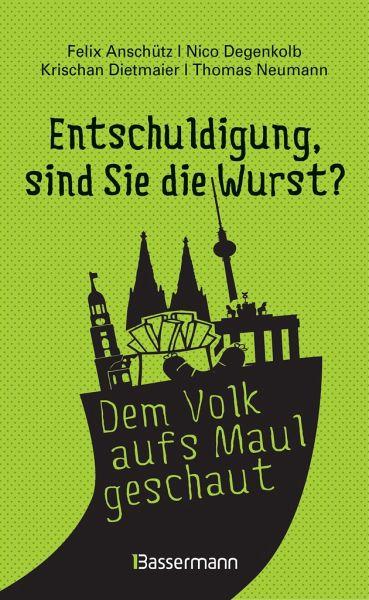 Buch-Reihe Deutschland im O-Ton