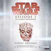 Star Wars(TM) - Episode I - Die dunkle Bedrohung / Star Wars Bd.1 , 2 MP3-CDs
