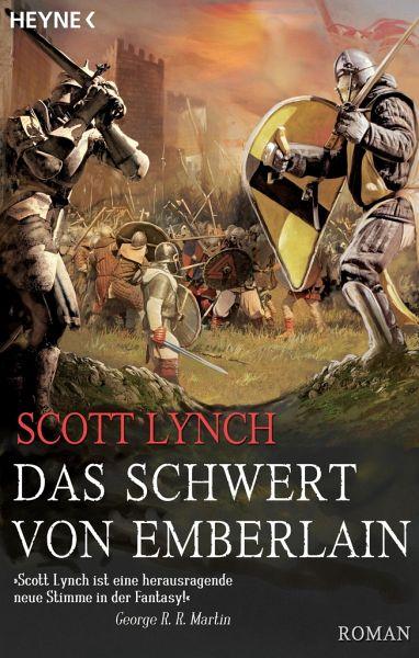 Buch-Reihe Locke Lamora von Scott Lynch