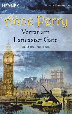 Verrat am Lancaster Gate / Thomas Pitt Bd.1