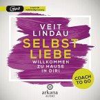 Der Pocket-Coach Selbstliebe, 1 MP3-CD