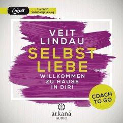 Coach to go Selbstliebe, 1 MP3-CD - Lindau, Veit