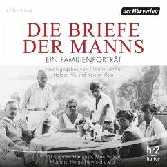 Die Briefe der Manns - Tilmann Lahme, Holger Pils, Kerstin Klein