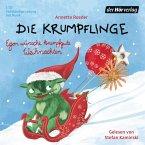 Egon wünscht krumpfgute Weihnachten / Die Krumpflinge Bd.7 (1 Audio-CD)