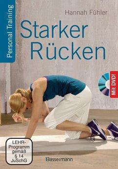 Starker Rücken + DVD - Fühler, Hannah