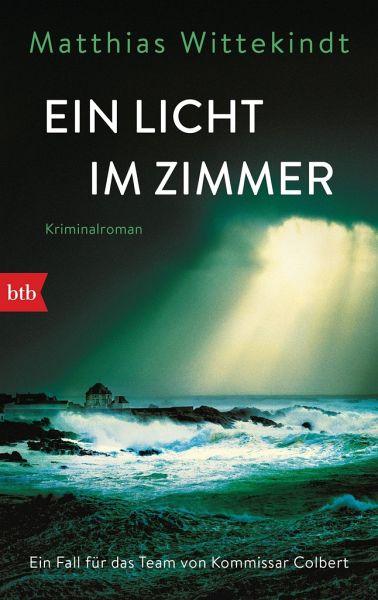 Buch-Reihe Kommissar Colbert von Matthias Wittekindt