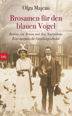 Brosamen für den blauen Vogel - Majeau, Olga