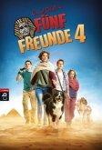 Fünf Freunde 4 / Fünf Freunde Buch zum Film Bd.4