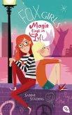 Magie liegt in der Luft / Foxgirls Bd.2