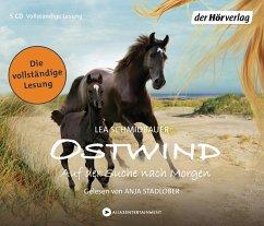 Auf der Suche nach Morgen / Ostwind Bd.4 (5 Audio-CDs) - Schmidbauer, Lea