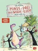 Minus reißt aus / Minus Drei & die wilde Lucy Bd.2