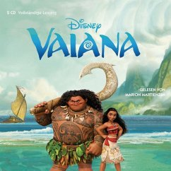 Vaiana, 2 Audio-CDs - Francis, Suzanne
