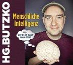Menschliche Intelligenz oder 'Wie blöd kann man sein', 2 Audio-CDs
