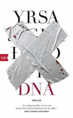 DNA / Kommissar Huldar Bd.1