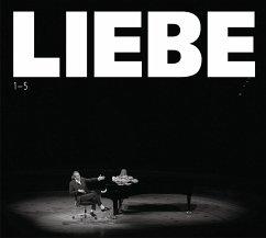 Liebe - Die Box, 5 Audio-CDs - Rether, Hagen