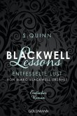 Blackwell Lessons - Entfesselte Lust / Devoted Bd.5