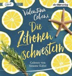 Die Zitronenschwestern, 1 MP3-CD - Cebeni, Valentina