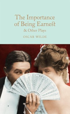 Wilde, O: The Importance of Being Earnest & Other Plays - Wilde, Oscar