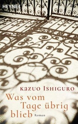 Was vom Tage übrig blieb-Kazuo Ishiguro