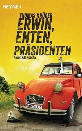 Buch-Reihe Erwin, Lothar & Lisbeth von Thomas Krüger