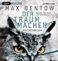 Der Traummacher / Nils Trojan Bd.6 (1 MP3-CDs) - Bentow, Max