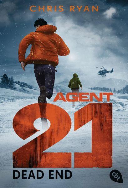 Buch-Reihe Agent 21