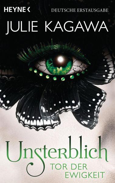Buch-Reihe Unsterblich von Julie Kagawa