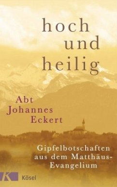 hoch und heilig - Eckert, Johannes
