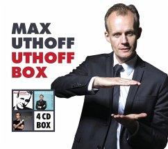 Max-Uthoff-Box, 4 Audio-CDs - Uthoff, Max