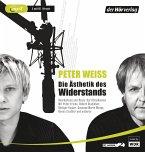 Die Ästhetik des Widerstands, 2 MP3-CDs