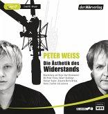 Die Ästhetik des Widerstands, 2 MP3-CD