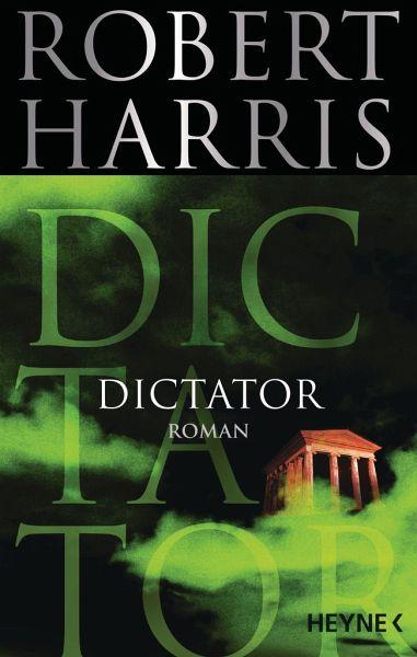 Buch-Reihe Cicero von Robert Harris