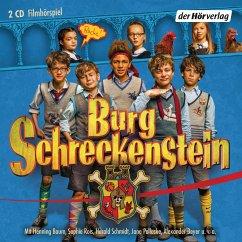 Image of Burg Schreckenstein, 2 Audio-CDs