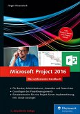 Microsoft Project 2016 (eBook, ePUB)