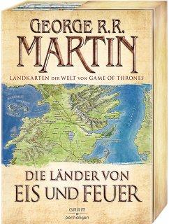 Die Länder von Eis und Feuer - Martin, George R. R.