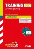 Training Abschlussprüfung Realschule Niedersachsen 2017 - Mathematik - inkl. Online-Prüfungstraining