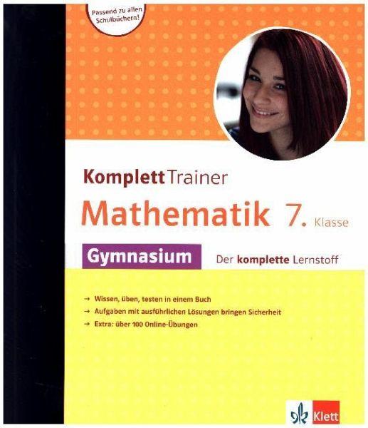 komplett trainer mathematik