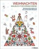 Malen und entspannen: Weihnachten