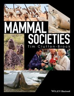 Mammal Societies (eBook, PDF) - Clutton-Brock, Tim