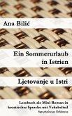 Ein Sommerurlaub in Istrien / Ljetovanje u Istri (eBook, ePUB)