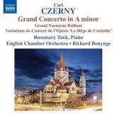Grand Concerto A-Moll/Grand Nocturne Brillant/+