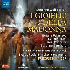 I Gioielli Della Madonna - Haider,Friedrich/Slovac Radio So