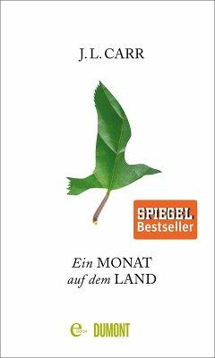 Ein Monat auf dem Land (eBook, ePUB) - Carr, J. L.