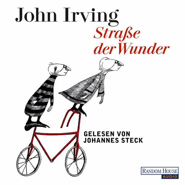 Straße der Wunder (MP3-Download) - Irving, John